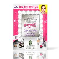 bioBELLE Primer Sheet Mask with Tea Tree Oil, Rosehip Extract, Vitamin C