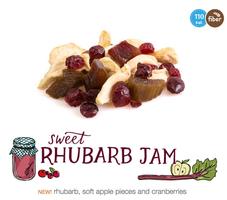 Sweet Rhubarb Jam