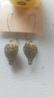 Lovely fleur hotair balloon earrings