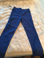 Margaret M blue pants