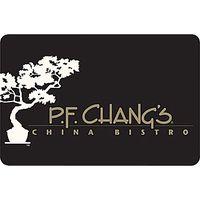 P.F. Chang's $25 Gift Card
