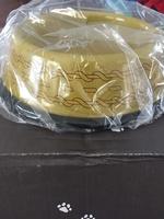 Star Trek Captain Kirk Gold Uniform print Pet bowl