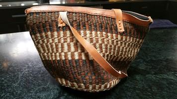 Handwoven Hand Bag