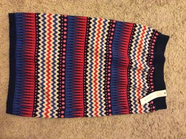 Lovely Girl Sweater Skirt Large
