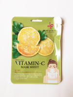Jean Pierre Cosmetics Vitamin C Sheet Mask