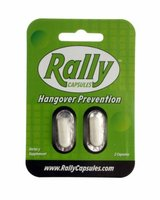 Rally Capsules - Hangover Prevention