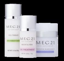 MEG21 Skincare Sampler Set