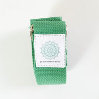 BuddhiBox Yoga Strap