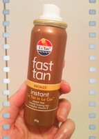 Le Tan's (Aussie brand) Fast Tan in bronze