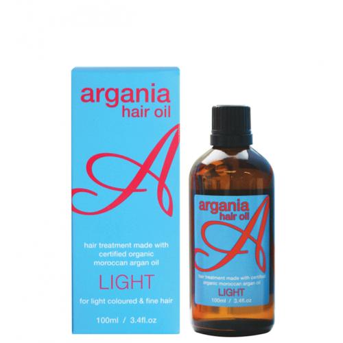 Argania (New Zealand brand) Hair Oil