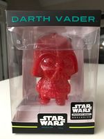 unko Pop! Hikari Minis Star Wars - Darth Vader RED Smuggler's Bounty Exclusive
