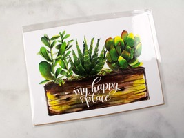 """My Happy Place"" Art Print – Lulu's Jewels"