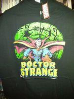 Doctor Strange Comic / Nerd Block Exclusive Black Graphic XL T Shirt NEW Marvel