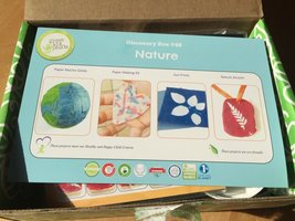 Green Kid Crafts Nature Discovery Box