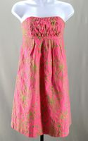 Lilly Pulitzer Dress Size 10 Cotton