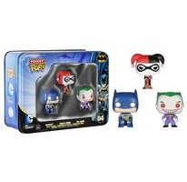 Pocket POP! DC 3 Pack