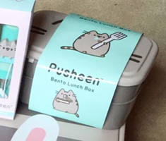 Pusheen Bento Lunch Box