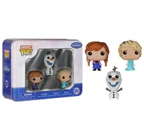 Pocket POP! Frozen 3 Pack