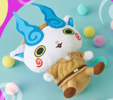 Explorer Komasan Plush