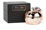 Metallic Rose Gold Apple Candle 2.5 oz