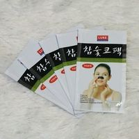Charcoal Nose Cleansing Strips - 5 Strips