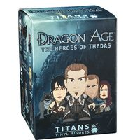 Dragon Age Blind Box Titan Vinyl Figure