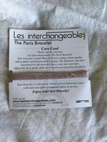 Les Interchangeables The Paris Bracelet