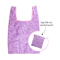 Memebox Pink Tote Bag