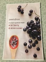 Innisfree It's a Real Squeeze Mask Acai Berry
