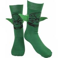 Yoda socks with ears