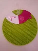 Core Kitchen Silicone Round Trivet