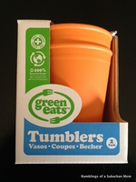Green Toys Tumbler Drinking Cups