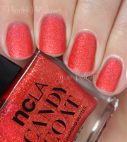 NCLA Candy Coat Cinnamon Girl Nail Polish from Little Black Bag