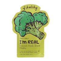 Tonymoly I'm Real Vitality Broccoli Sheet Mask
