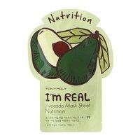 Tonymoly I'm Real Avocado Nutrition Sheet Mask
