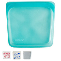 Stasher silicone food storage bag