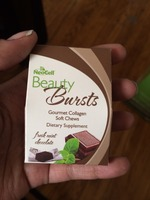 NeoCell Beauty Bursts Gourmet Collagen Soft Chews Dietary Supplement