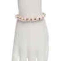ETK Ribbon Bracelet in Mallow