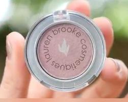 Lauren Brooke Cosmetiques Pressed Eyeshadow in Sweet Pea