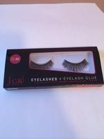 J. Cats Eyelashes & Glue EL20