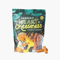 Charlie's Heart of Cheesiness Sticks