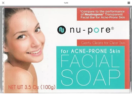 Nu-Pore Facial Soap