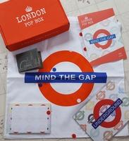 Londonpop box May 2017 Full box - Mind The Gap