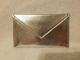 Loved + Blessed Silver Card Holder