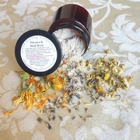 Clean Living Collection Flowers & Mud Mask