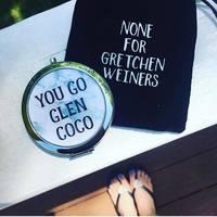 Mean Girls Glen Coco Mirror
