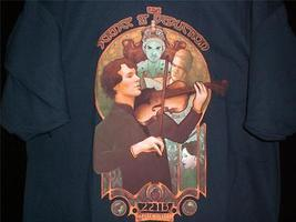 "TeeFury ""The Science of Deduction"" Sherlock Holmes Cumberbatch Tribute T-shirt"