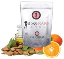 Boss Babe body original coffee scrub