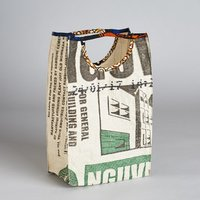 Upcycled Lunch Bag