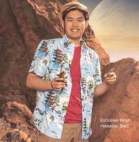 Exclusive Wash Hawaiian Shirt
